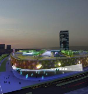 Nacht Städtebau